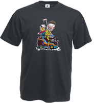 tee-shirt CLOWN MEXICANO